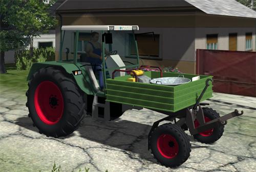 FENDT 509 GTF