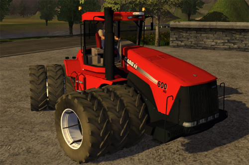 Case IH Steiger 600HD (BIG)