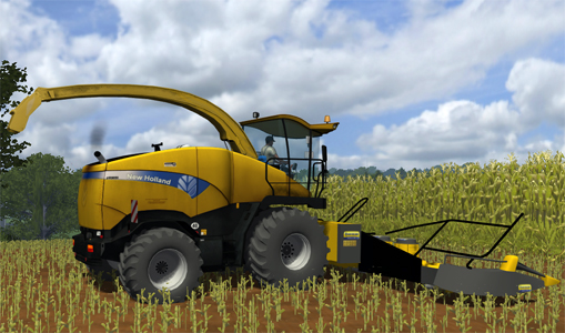 New Holland FR9050 Pack v1.1