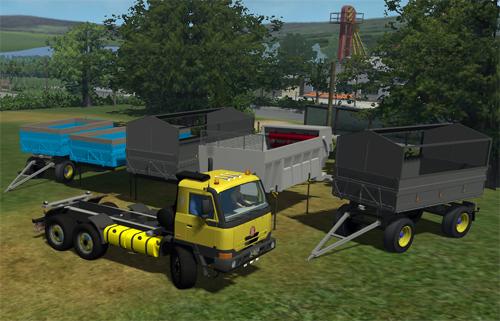 Tatra 815 Agro Pack